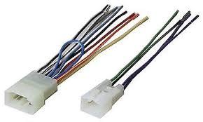 toyota oem premium factory radio wire harness bull  wire harness for toyota scion geo lexus for stereo installation