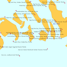 31 Interpretive Cudjoe Key Tide Chart