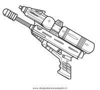 Disegni Da Colorare Nerf Nerf Guns