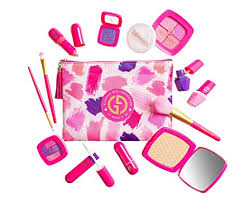 make it up glamour pretend play makeup set for children great for little s kids not real makeup toy amazon co uk toys games
