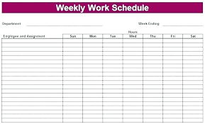 Weekly Calendar With Times Template Weekly Schedule With Times Template Weekly Calendar Template