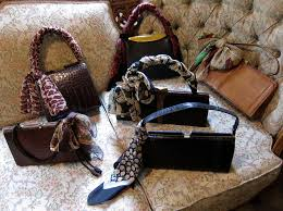 How ot tie and Wear a Scarf on a Purse or Bag « Lady Violette