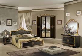 Modisch Schwarz Gold Schlafzimmer Haus Deko Ideen