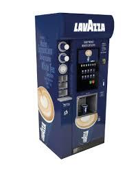 Coffee Machine Vending Beauteous Lavazza Lusso LTT Vending