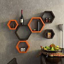 Image Hanging Multicolor Gift House Wall Decor Shelves Indiamart Multicolor Gift House Wall Decor Shelves Rs 1399 piece Global