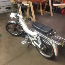 re fancy light horn kill switch had no wiring diagram halp moped and why the hell not here s the bike this jerk of a component is going on 1974 bombardier a kreidler mp50 s wheels and seat