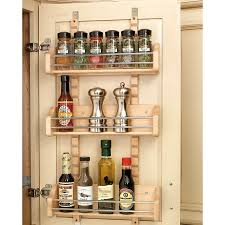 Spice Rack Ideas Over The Door Spice Rack Home Painting Ideas