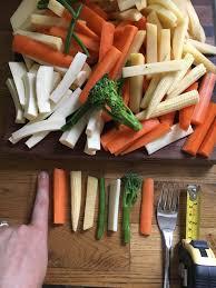 veggie sticks 6mo baby led weaning ideas
