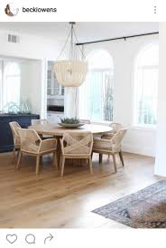 Woven Dining Chairs Becki Owens | The Estate of Things