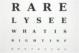 Rarely See What Is Right In Front Of You On We Heart It