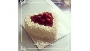 Yuk Bikin Red Velvet Cake Lezat Cantik Tempoco