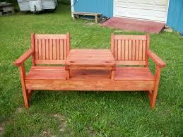 Backyard Bench Designs  Home Outdoor DecorationOutdoor Furniture Plans Free Download