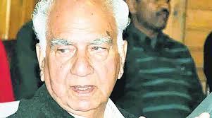 Himachal Pradesh Shanta Among Two Sitting Mps Dropped Anurag Thakur