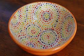 Ceramic Bowl Designs Love This Design Type Going Painting Soon Hmm Wonder
