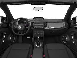 volkswagen beetle 2016 interior. 2016 volkswagen beetle convertible 2dr auto 18t sel pzev interior