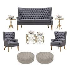 Furniture rentals for New York events – Two of a Kind Furniture