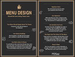 Make A Menu For A Restaurant How To Create Food Menu Design That Brings In More Sales
