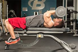 Increase Bench Press Routine