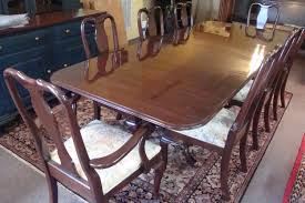 ethan allen dining tables. Queen Anne Ethan Allen Dining Room Set Tables