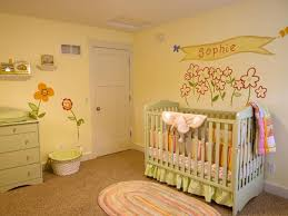 pastel baby girl nursery