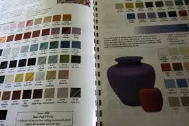 Mayco Fired Product Catalog Color Charts And 13 Similar Items