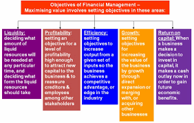 Financial Management Objectives In Financial Management Iibm Lms