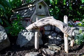 ebay farm and garden. driftwood fence in fairy garden ebay farm and