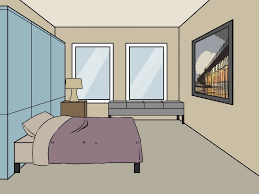 Modern Simple Bedroom Drawing Large Size How To Decorate A Boring In Impressive Ideas