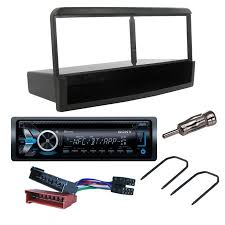 watch more like sony mex nbt wiring sony mex n4000bt car mp3 bluetooth stereo fitting kit for ford puma