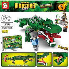 Đồ chơi lắp ráp Lego - MG152 - Rồng - lego rong - lego rồng
