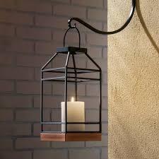 12 hanbury metal outdoor lantern with