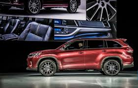 2018 toyota highlander limited. modren 2018 2018 toyota highlander side and toyota highlander limited x