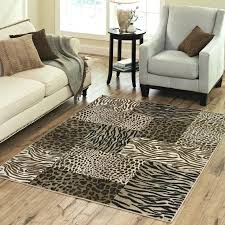 giraffe print rugs cheetah print rug designs leopard print area rugs