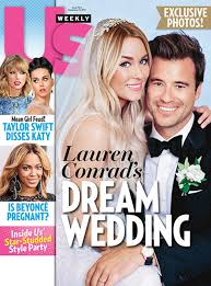 lauren conrad wedding hair and makeup every she used stylecaster