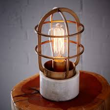 industrial cage lighting. Mini Industrial Cage Lamp Lighting C
