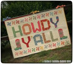 Quilting With Thistle Thicket Studio: Howdy Y'all Quilt: Q2 FAL ... & Howdy Y'all Quilt, Thistle Thicket Studio, cowboy boot quilt block, Moda Adamdwight.com