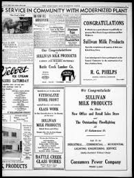 battle creek enquirer from battle creek michigan on july 26 1935 page 9