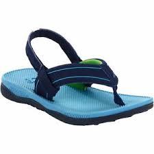 Ocean Pacific Size Chart Ocean Pacific Sport Thong Flip Flop Sandals Boys Shoes Size