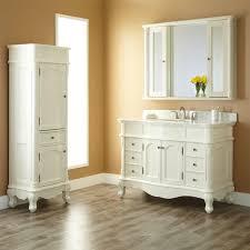 White Bathroom Vanity Cabinet 48 Sedwick Creamy White Vanity Bathroom