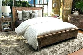 reclaimed wood bed reclaimed wood beds reclaimed wood beds bed frame end tables reclaimed wood bedroom reclaimed wood bed