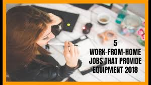16 Handles Jobs 11 Work From Home Jobs That Provide Equipment 2019 Self