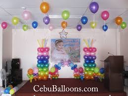 18 photos and inspiration simple balloon decorations home art