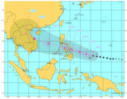 Super Typhoon Haiyan Beelines for the Philippines | Climate Central
