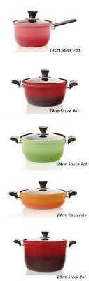 Saucepan Size Chart Press Ceramic Coating Aluminum Cookware Id 8264855 Product