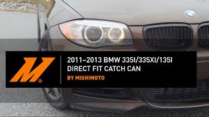 Coupe Series 2013 bmw 335xi : 2011–2013 BMW 335I/335XI/135I Direct Fit Catch Can Features ...