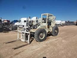 Ingersol Rand Forklift Ingersoll Rand Vr 60b Telescopic Forklift Lot 150 Equipment