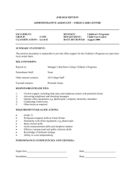 Health Care Worker In Sample For Nanny Cv For Child Care Worker