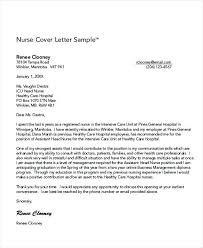 Nursing Cover Letter Samples Classy Rn Cover Letter Example Experienced Nursing Cover Letter Sample