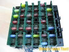 rv fuse box 26 mini blade atm universal semi truck motorhome rv fuse block fuse box m224p