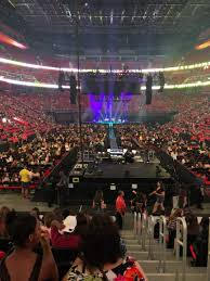 Little Caesars Arena Section 116 Row 10 Seat 1 Harry Styles